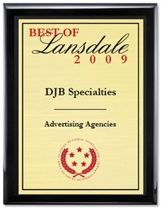 DJB Voted Best Of Lansdale 2009