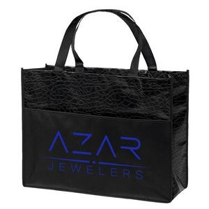 Couture™ Gloss-Laminated Tote Bag (Brilliance- Matte Finish)