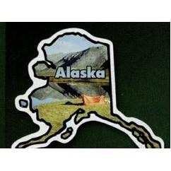 3.1-5 Sq. In. (B) Magnet - State of Alaska