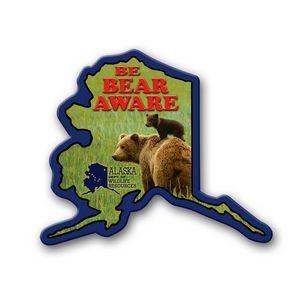 Alaska State Magnet