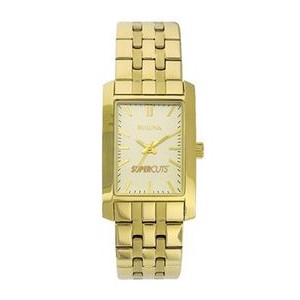 Bulova Women's Corporate Collection Gold Tone Bracelet Watch