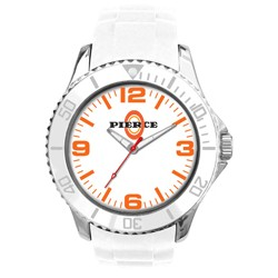 Unisex Pedre Sport Watch (White Dial)