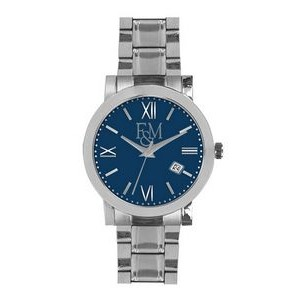 Men's Pedre Melville Watch (Blue Dial)