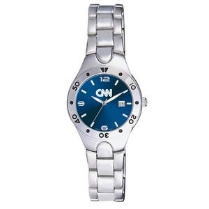 Women's Pedre Monaco Watch (Cobalt Blue Dial)