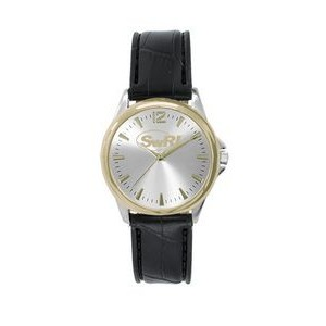Pedre Clarity Women's Two-Tone Strap Watch