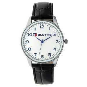 Men's Pedre Largo Watch (Black Strap)