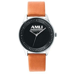 Pedre Zone Unisex Watch (Orange Strap)
