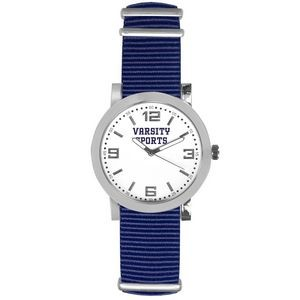 Pedre Spirit Watch (Navy Blue Strap)