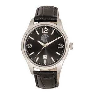 Pedre Men's Tacoma Watch (Black Dial)