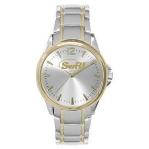 Pedre Clarity Men's Two-Tone Watch