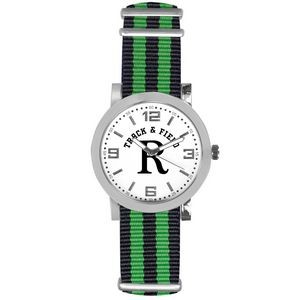Pedre Spirit Watch (Green/Black Strap)