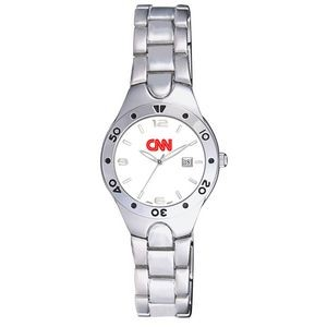 Women's Pedre Monaco Watch (White Dial)
