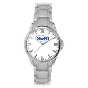 Pedre Clarity Women's Silver-Tone Watch