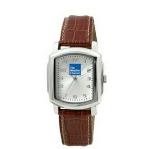 Women's Pedre Palm Beach Watch W/ Crocodile Grain Strap