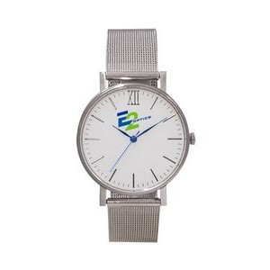 Pedre Men's Scandia Watch (White Dial)