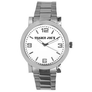 Men's Pedre Distinction Watch (White Dial)
