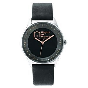 Pedre Zone Unisex Watch (Black Strap)