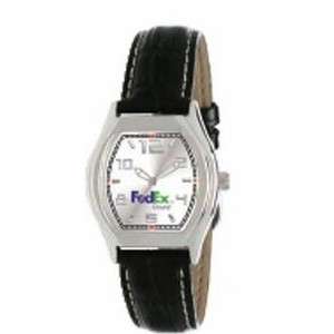 Women's Pedre Soho Watch W/ Padded Crocodile Grain Strap