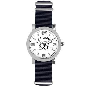 Pedre Spirit Watch (Black Strap)