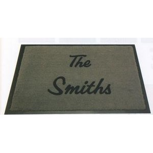 "(18""x27"") Olefin Name Dropper™ Personalized Carpet"