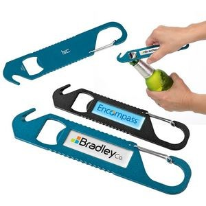 Basecamp® Quickdraw Carabiner Tool