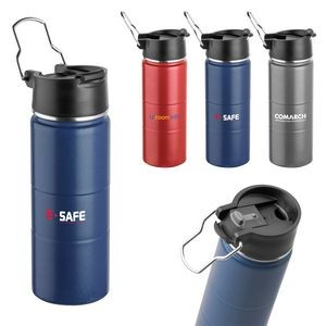 Basecamp® Mount Hood Stainless Water Bottle - 19 Oz.