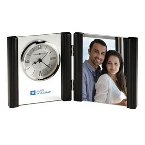 Howard Miller Donovan photo frame clock