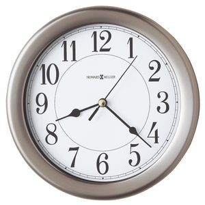 Howard Miller Aries water resistant wall clock
