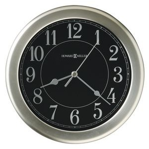 Howard Miller Libra water resistant wall clock
