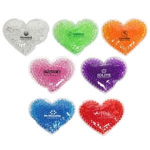 Large Heart Aqua Pearls™ Hot/Cold Pack