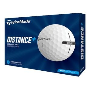 Taylormade Distance+ Golf Ball
